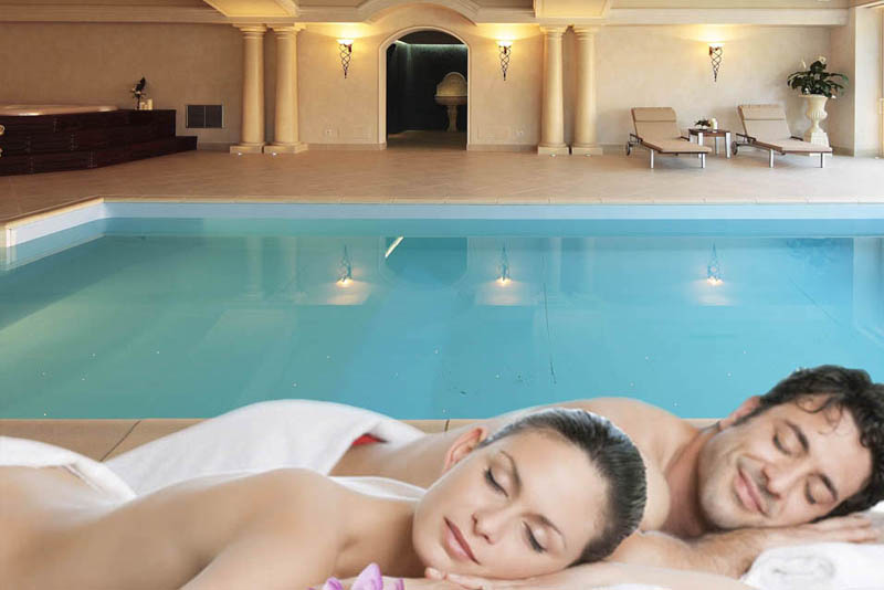 Relais in Tuscany with Wellness SPA